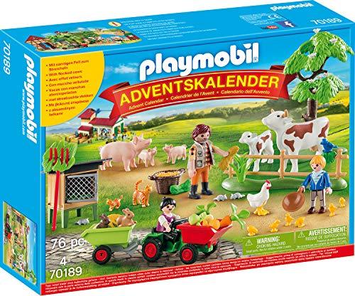 Playmobil - Adventskalender 2019 Weihnacht auf dem Bauernhof