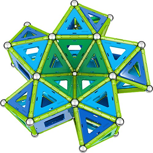 Geomag, Classic Panels, 464, Magnetkonstruktionen und Lernspiele, Konstruktionsspielzeug, 192-teilig