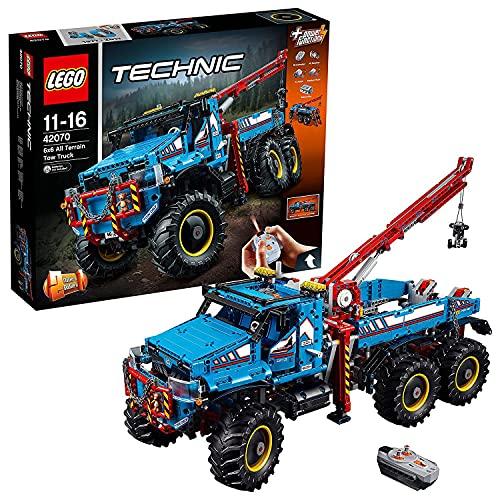Lego Technic - Allrad Abschleppwagen