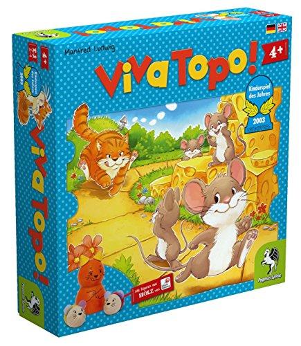 Viva Topo! von Manfred Ludwig