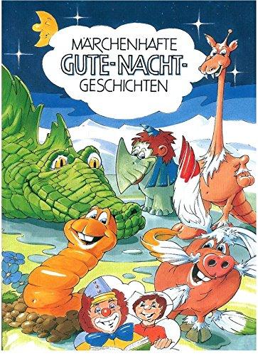 Personalisiertes Kinderbuch: Märchenhafte Gute-Nacht-Geschichten