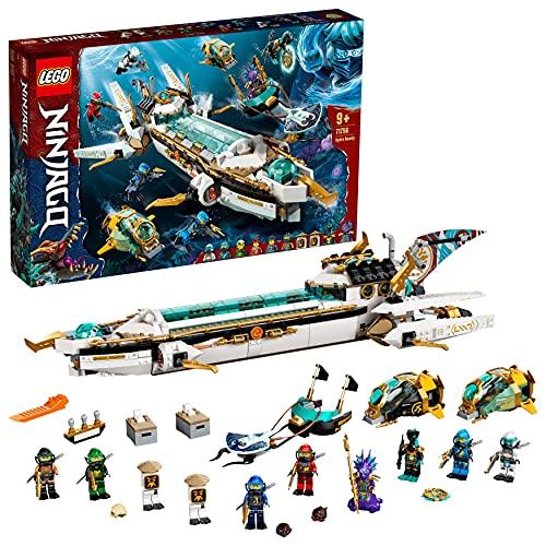 Lego 71756 NINJAGO Wassersegler