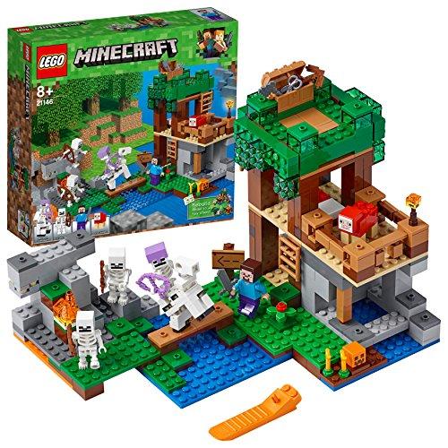 LEGO Minecraft - Die Skelette kommen!