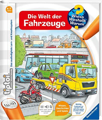 tiptoi® Die Welt der Fahrzeuge (tiptoi® Wieso? Weshalb? Warum?, 12)