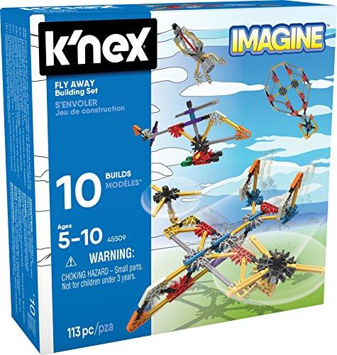 K'NEX4695 Fly Away Building Set