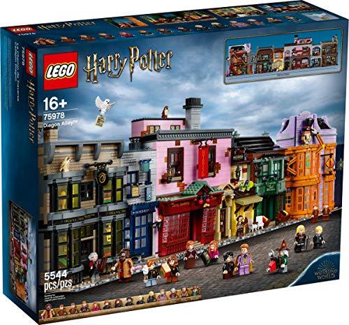 LEGO Harry Potter 75978 Winkelgasse