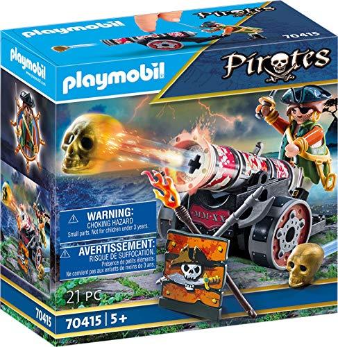 PLAYMOBIL Special Plus 70415 Pirat mit Kanone, ab 5 Jahren