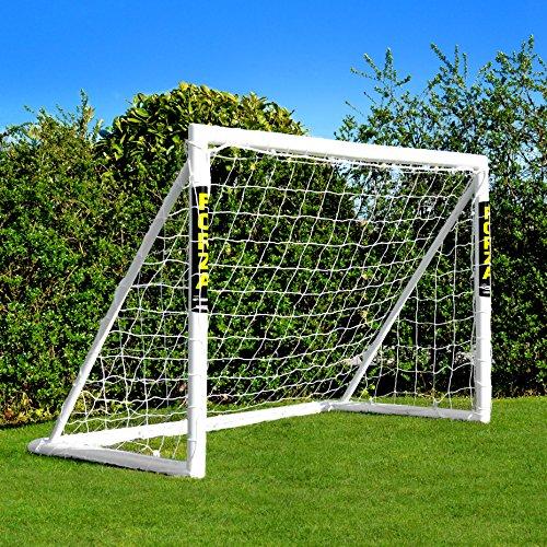 Net World Sports Forza Fußballtore - das Beste Tor bei jedem Wetter - 9 Größen (1,8m x 1,2m mit...