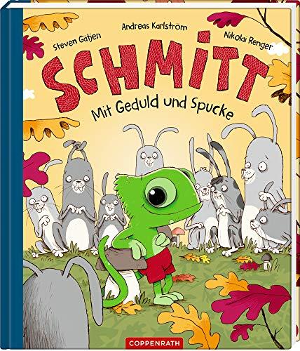 Schmitt (Bd. 2): Mit Geduld und Spucke