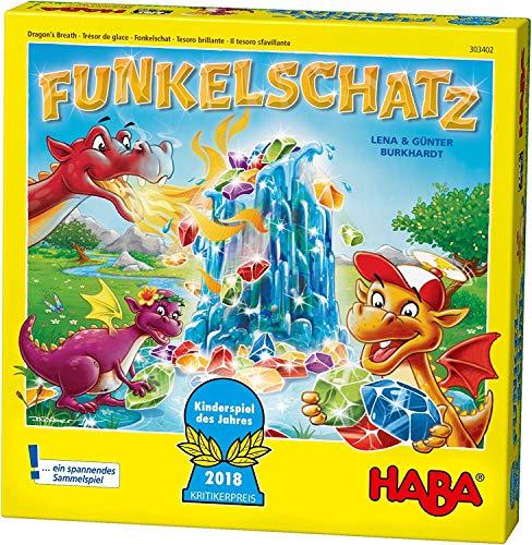 Haba: Funkelschatz Brettspiel (Kinderspiel des Jahres 2018)