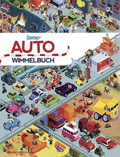 Auto-Wimmelbuch
