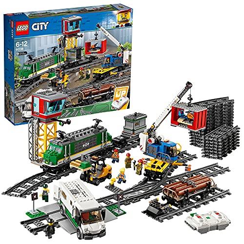 Spielzeug-Eisenbahn 'Güterzug' von LEGO City