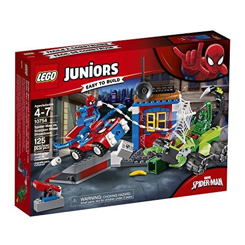 LEGO 10754 4+ Großes Kräftemessen von Spider-Man und Skorpion (Vom Hersteller nicht mehr verkauft)