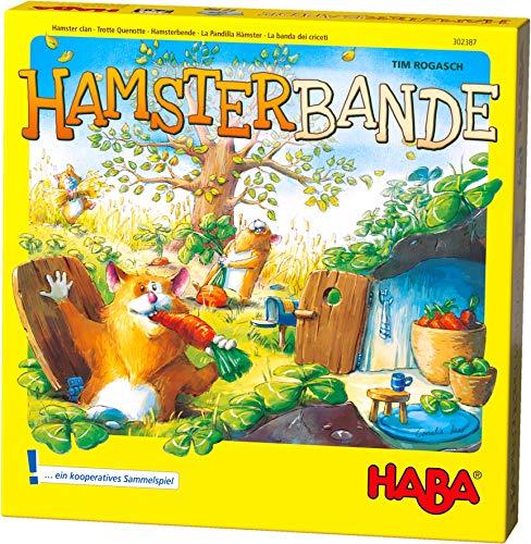 HABA 302387' Hamsterbande Spiel