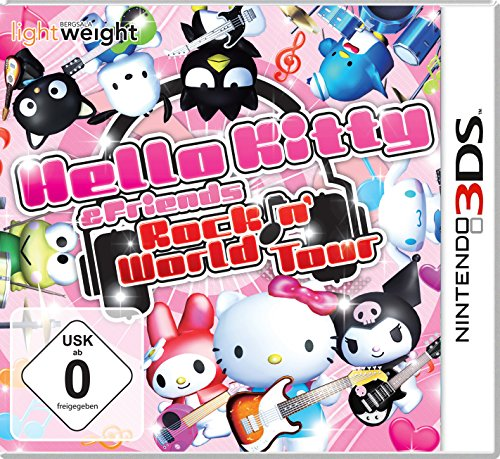 Hello Kitty & Friends: Rockin' World Tour