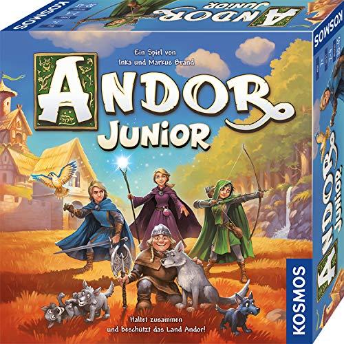 Kosmos 698959 Andor Junior, Haltet zusammen und beschützt das Land Andor, kooperatives Kinderspiel ab 7...