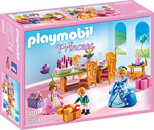 Playmobil 6854 - Geburtstagsfest der Prinzessin