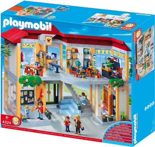 Playmobil 4324 - Große Schule mit Einrichtung