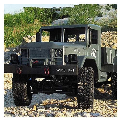JWGD RC LKW Fernbedienung 4 Radantrieb Klettern abseits der Straße Fahrzeug Spielzeug 2,4g Armee...
