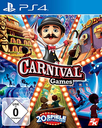 Carnival Games - [PS4]