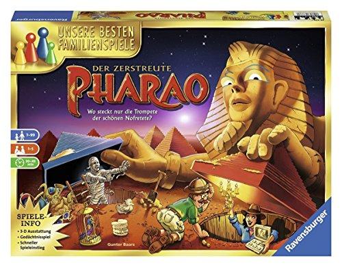 Ravensburger: Der zerstreute Pharao