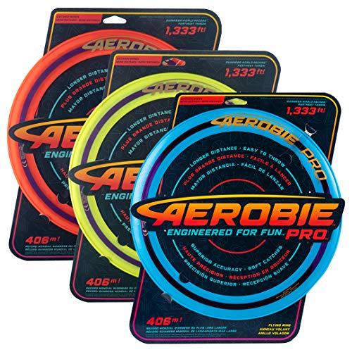 HQ Windspiration A13 Aerobie 360000 - Pro Ring, Wurfspiel, Farblich sortiert