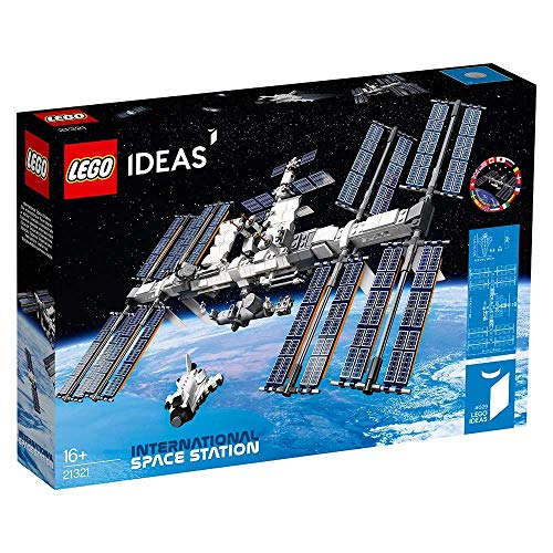 LEGO 21321 Ideas Internationale Raumstation