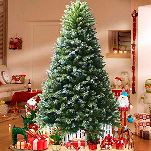 Christbaum Künstlich Tannenbaum Weihnachtsbaum Künstlicher 225 cm (ø Ca. 130 cm) mit Ca. 1330 ästen