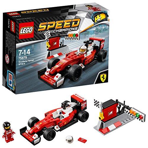 LEGO Speed Champions 75879 - Scuderia Ferrari SF16-H