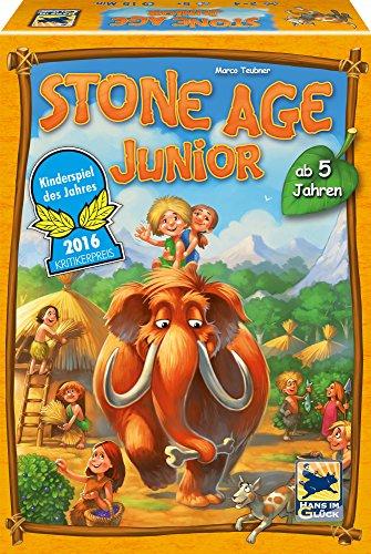 Schmidt Spiele Hans im Glück: Stone Age Junior (Kinderspiel des Jahres 2016)