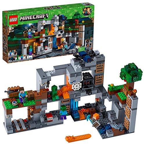 LEGO 21147 Minecraft Abenteuer in den Felsen (Vom Hersteller nicht mehr verkauft)