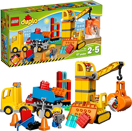 LEGO duplo - Große Baustelle