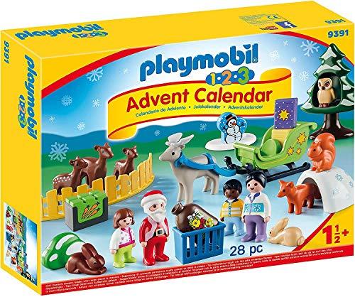 Playmobil - Adventskalender Waldweihnacht der Tiere