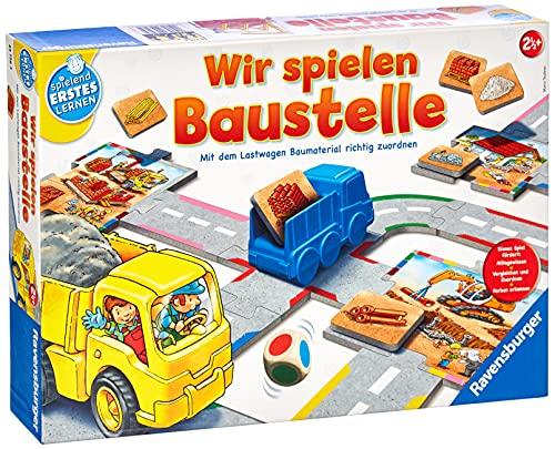 Ravensburger: Wir spielen Baustelle