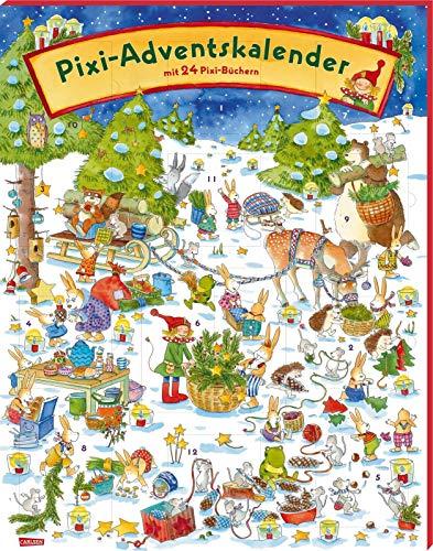 Pixi Adventskalender 2019 mit 22 Pixi-Büchern und 2 Maxi-Pixi