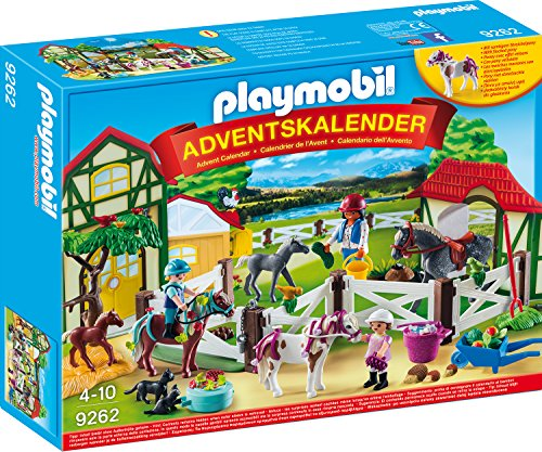 Playmobil - Adventskalender Reiterhof