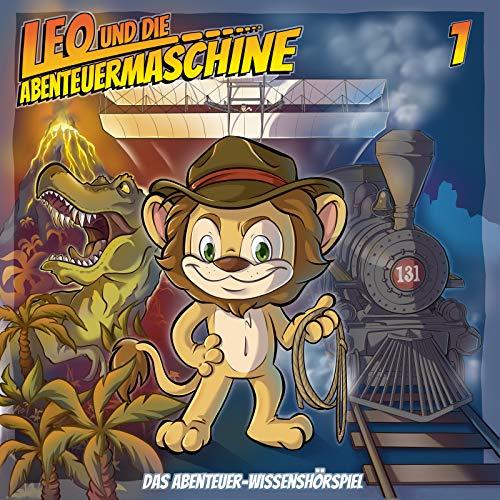 Leo und die Abenteuermaschine Folge 1 - Leo in der Urzeit | Kinderhörspiel