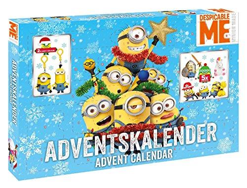 Minions Adventskalender
