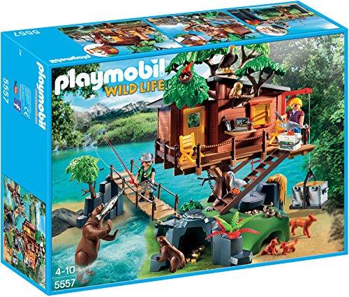 Playmobil 5557 - Abenteuer-Baumhaus