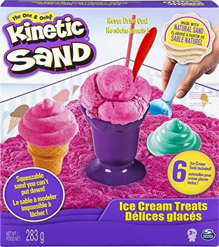 Kinetic Sand Eiscreme Sandset