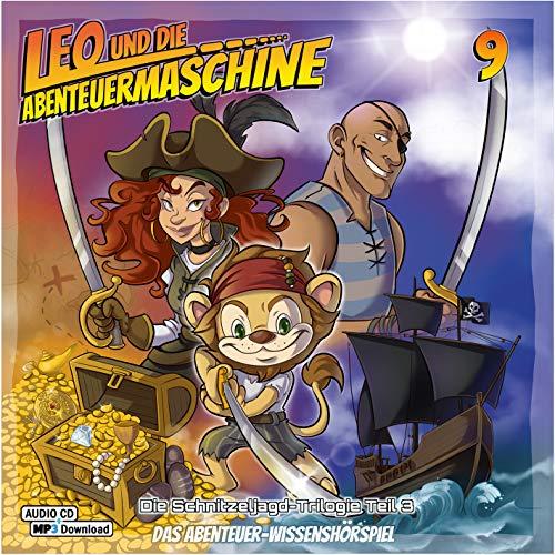 Leo und die Abenteuermaschine 9 | Kinderhörspiel | Wissenshörspiel für Kinder | Piraten | Mary Read |...