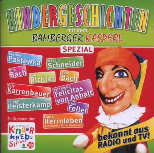 Kindergeschichten mit dem Bamberger Kasperl...Spezial
