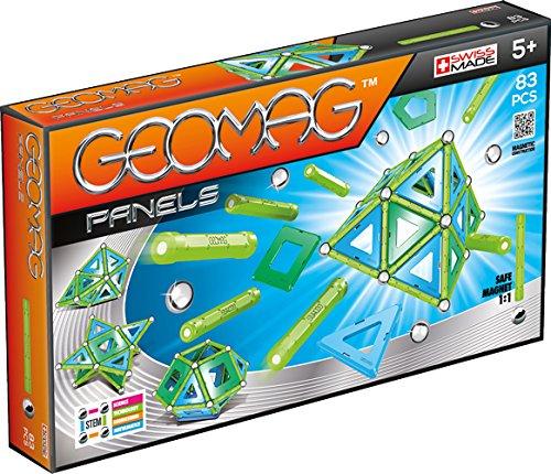 Geomag 462' Panels Konstruktionsspielzeug, 83-teilig, Stück