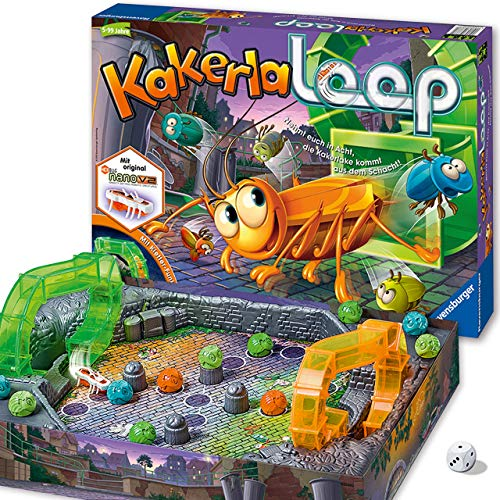 Ravensburger: Kakerlaloop