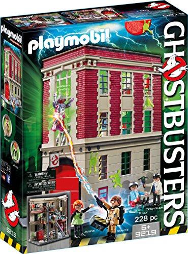 Playmobil Ghostbusters 9219 Feuerwache, Ab 6 Jahren