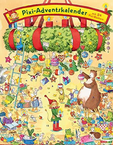 Pixi Adventskalender mit 24 Pixi-Büchern