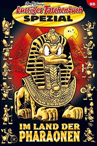Lustiges Taschenbuch Spezial Band 98: Im Land der Pharaonen