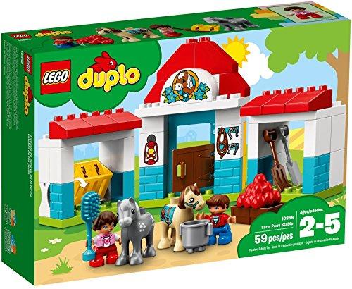 LEGO duplo - Pferdestall