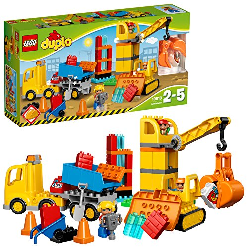 Lego-Set: 'Die große Baustelle'