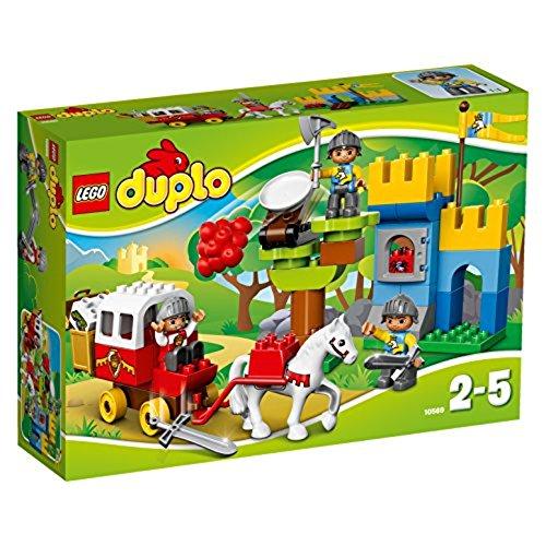 Mittelalter-Spielzeugset 'Schatzraub' von LEGO duplo